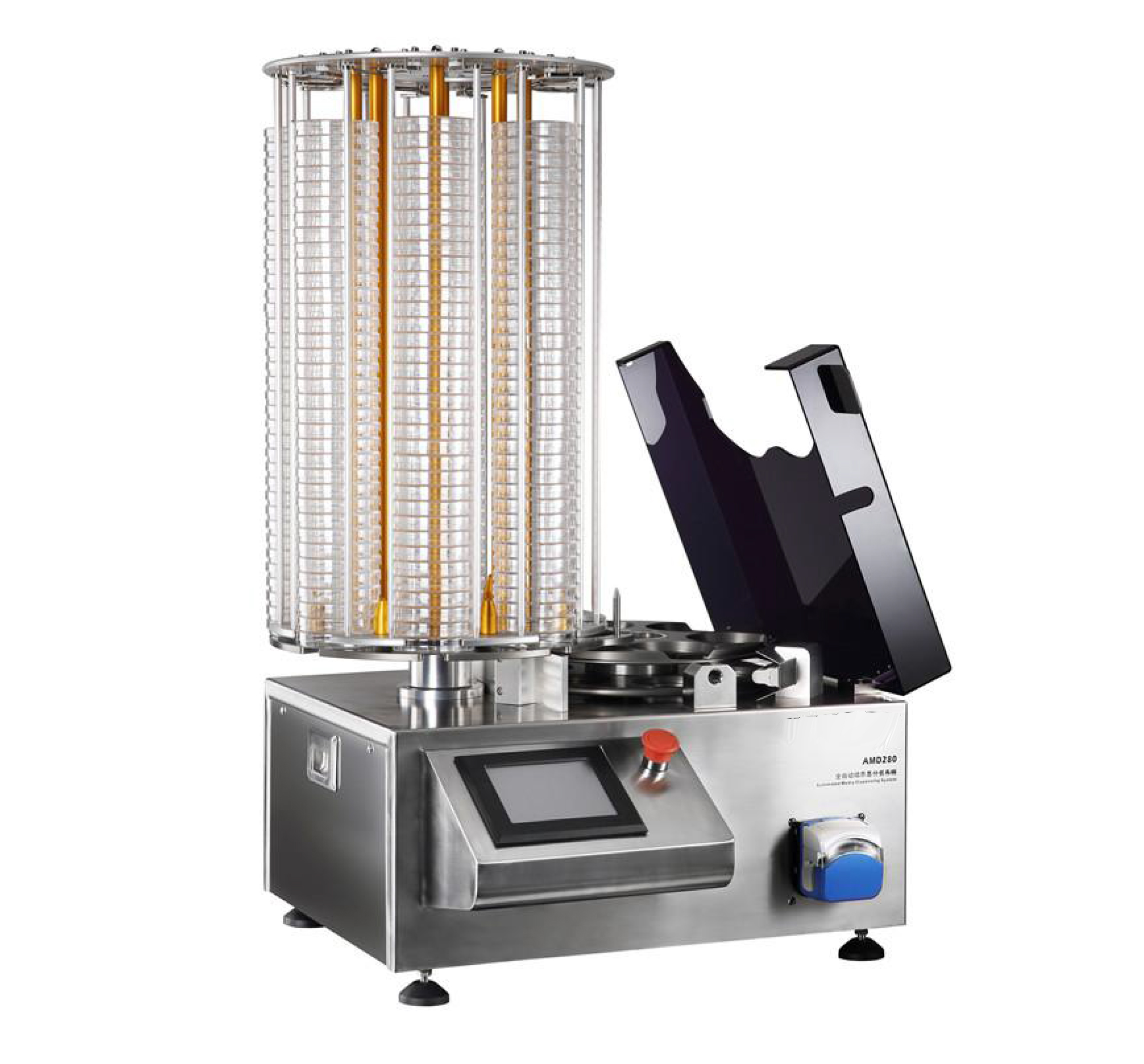 Automatic Dispensing Systems ~ Automated media dispensing systems